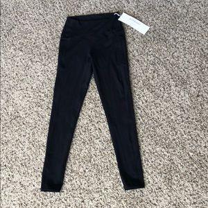 Buffbunny Collection Black Luna Leggings